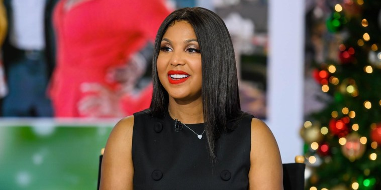 Toni Braxton talks new Lifetime movie and Beyonce's Halloween costume