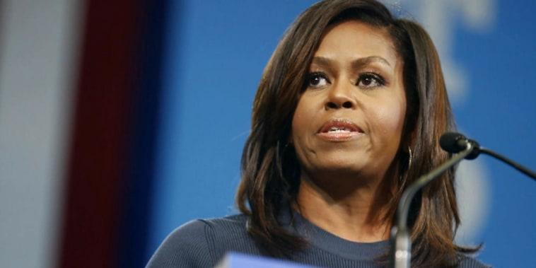 Trump responds to Michelle Obama's memoir comments