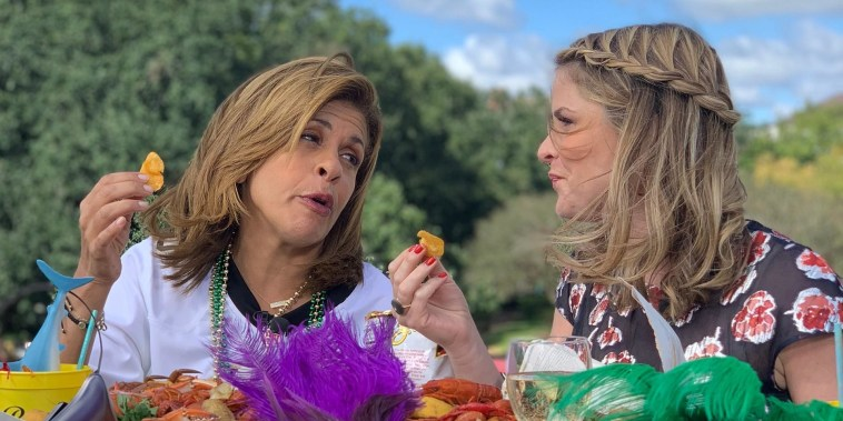 Hoda and Jenna share their Favorite Things – New Orleans edition!
