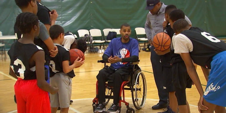 Meet the inspiring coach using basketball to guide Chicago youth