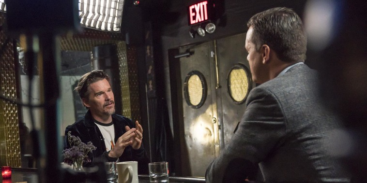 Ethan Hawke on his early career: 'I was in pursuit of my own definition of success'