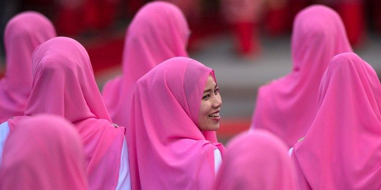 TOPSHOT-MALAYSIA-POLITICS