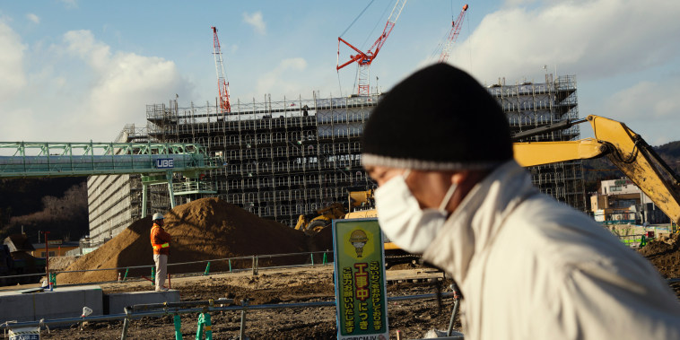 Fifth Anniversary of Japan's Tsunami