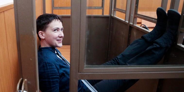Image: Nadiya Savchenko