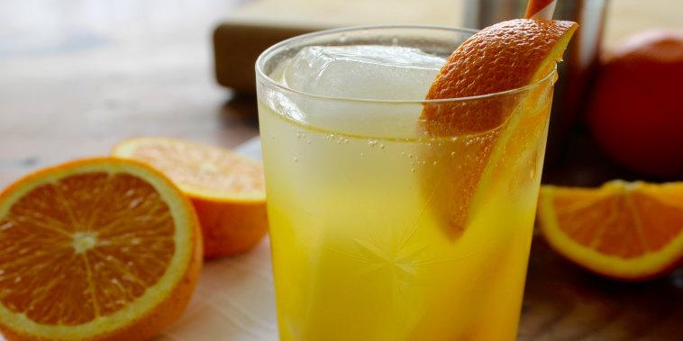 The Orange Room Cocktail