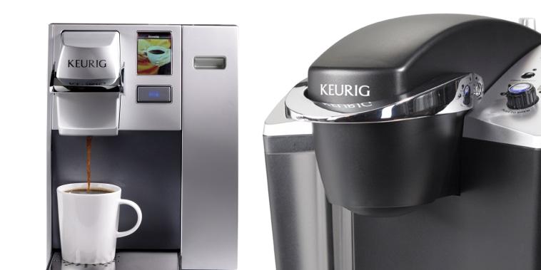 Keurig coffee machines