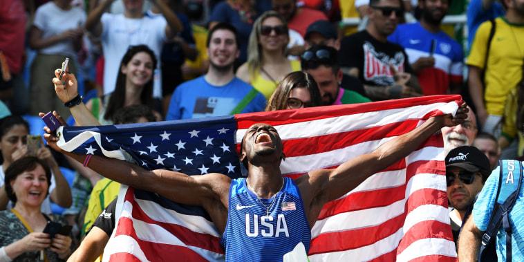 Image: *** BESTPIX *** Athletics - Olympics: Day 11