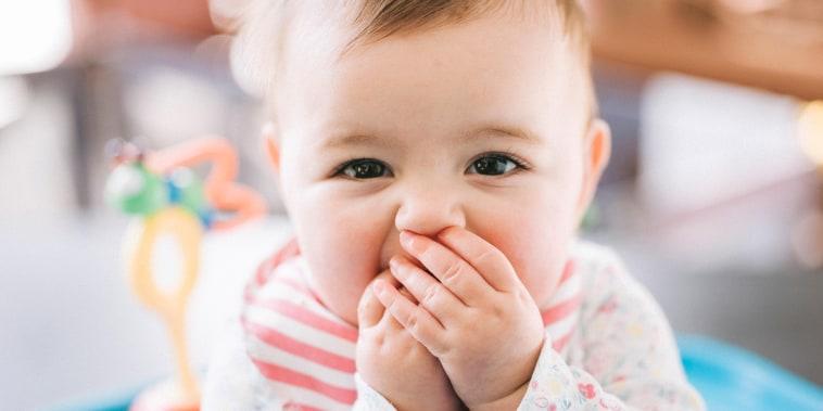 IMAGE: Baby girl