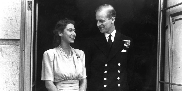 Image: ROYAL ENGAGEMENT : 1947