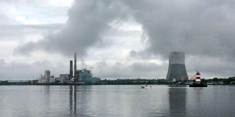 Image: The Brayton Point Power Station
