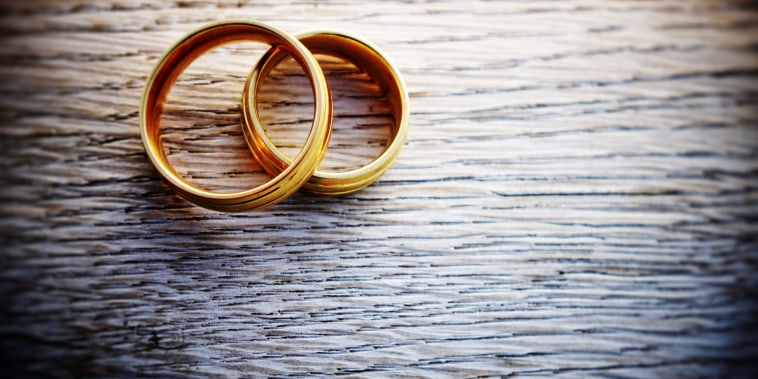 Image: Wedding rings
