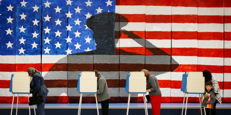 Image: Voting