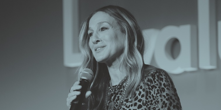 Sarah Jessica Parker at Monday's Know Your Value event in New York City.