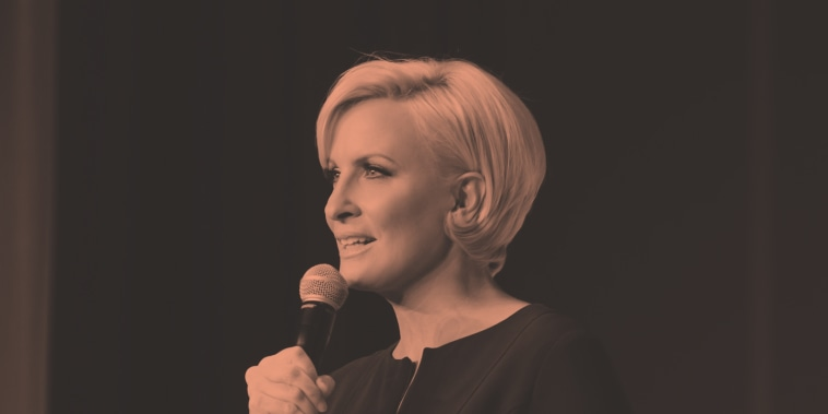 Mika Brzezinski at the Know Your Value conference in New York City on Oct. 30.