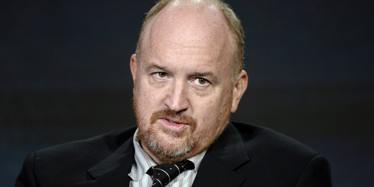 Image: Executive producer Louis C.K.