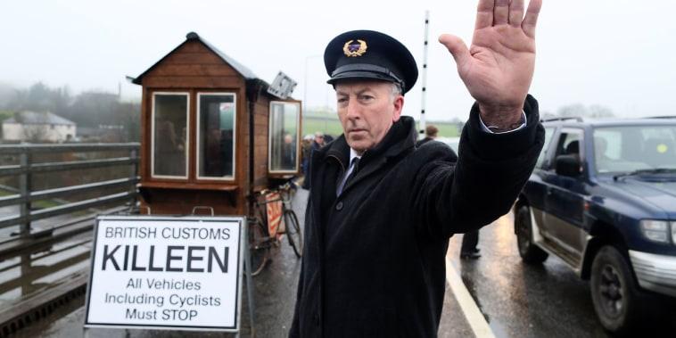 Image: Brexit Border