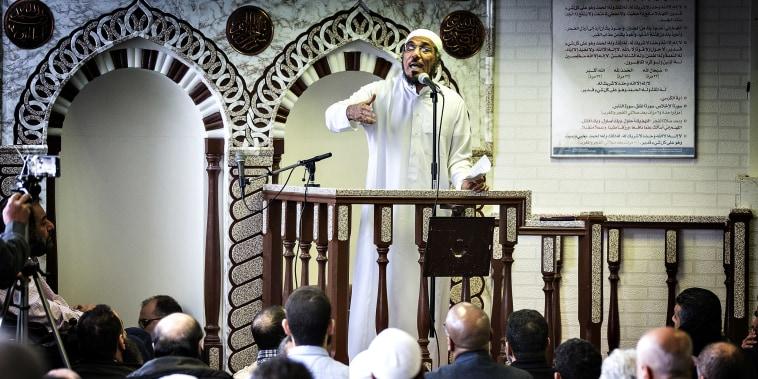 Image: Salman al-Awda