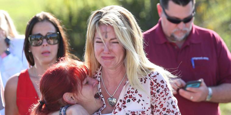 Image: Parkland school shooting