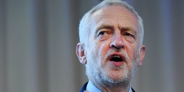 Image: Labour leader Jeremy Corbyn