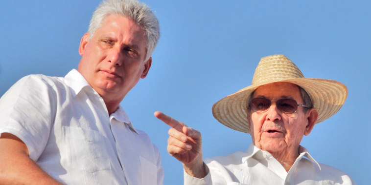 Cuba Celebrates May Day