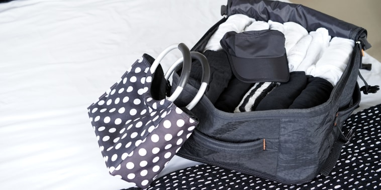 Image: Vacation Packing