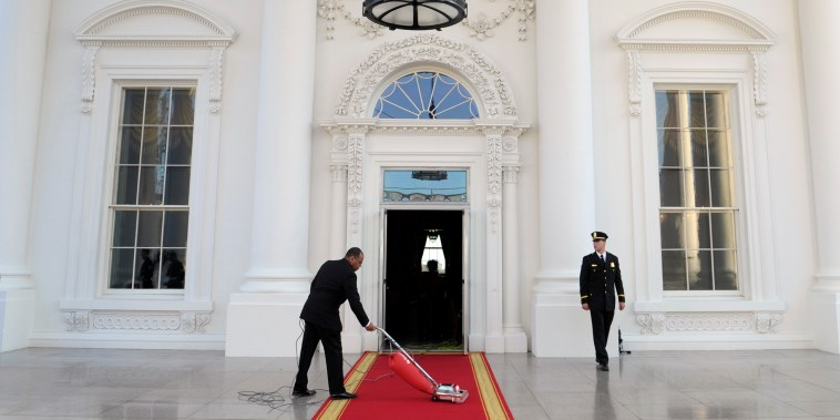 Image: Red Carpet at the White House