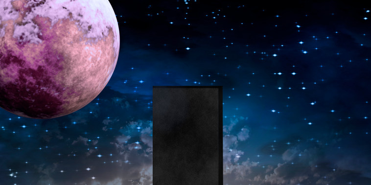 Image: Monolith on Planet