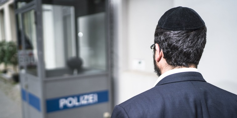 Image: Germany Anti Semitism
