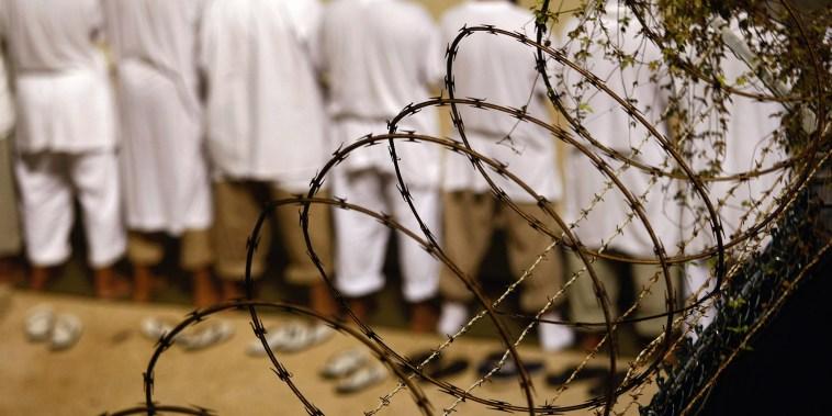 Image: Guantanamo Military Prison Stays Open As Future Status Remains Uncertain