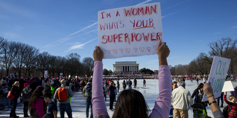 Image: Women's March