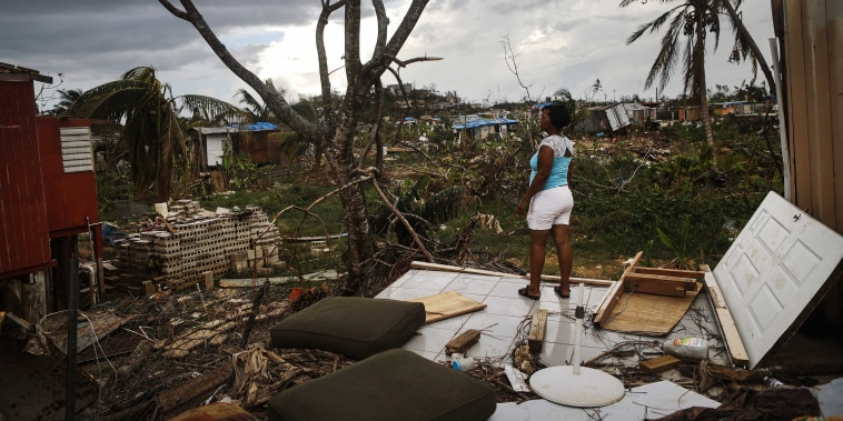 Image: Best of Year 2017: Puerto Rico Faces Extensive Damage After Hurricane Maria