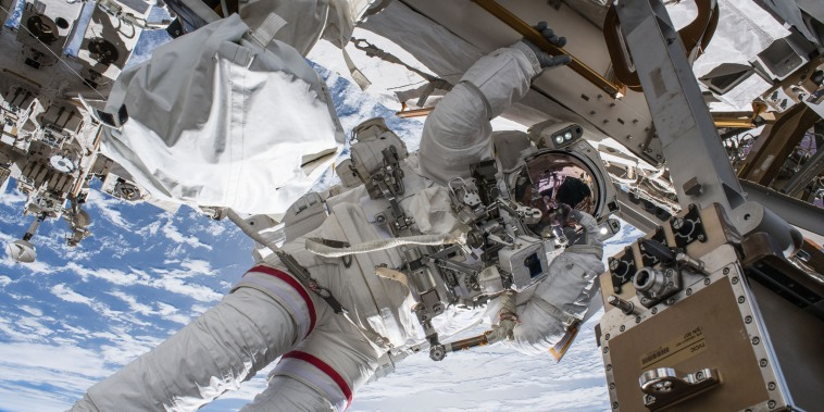 Image; Spacewalk