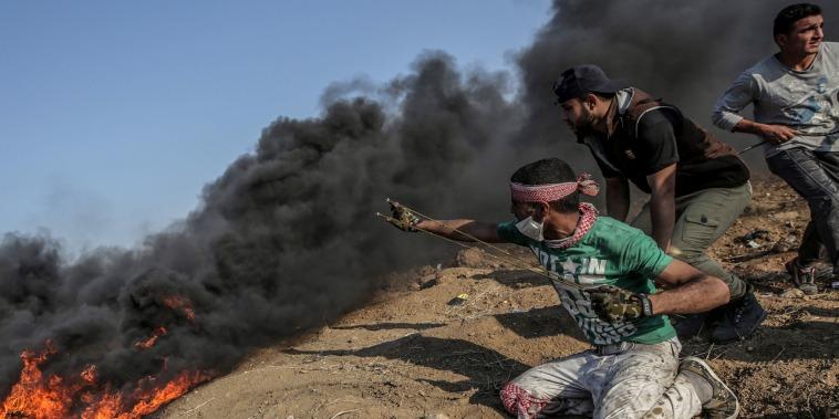 Image: Gaza-Israeli border