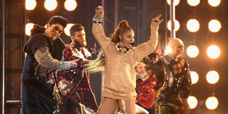 Image: Janet Jackson Billboard Music Awards