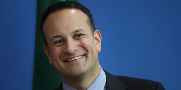 Irish Prime Minister Varadkar In Berlin