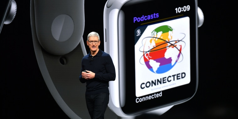 Image: Apple CEO Tim Cook Kicks Off Worldwide Developers Conference