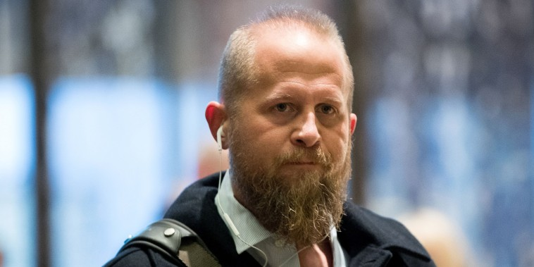Image: FILE: Brad Parscale Named President Trump's 2020 Campaign Manager