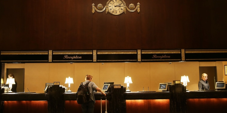 Image: New York's Landmark Waldorf Astoria Hotel To Be Converted To Condos