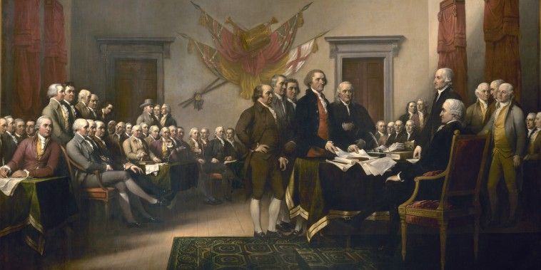 Image: Declaration of Independence