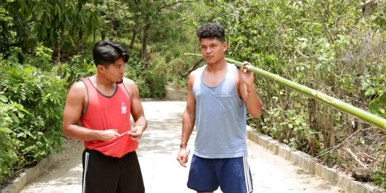 Diego Claros Saravia, 23, and Lizandro Claros Saravia, 19