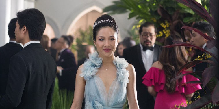 Image: Constance Wu stars as Rachel