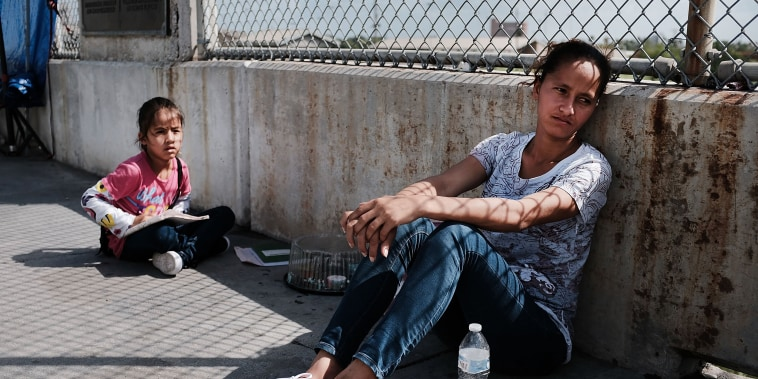 Image: Migrant Family