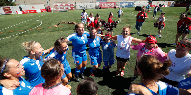 Image: Special Olympics Unified Cup