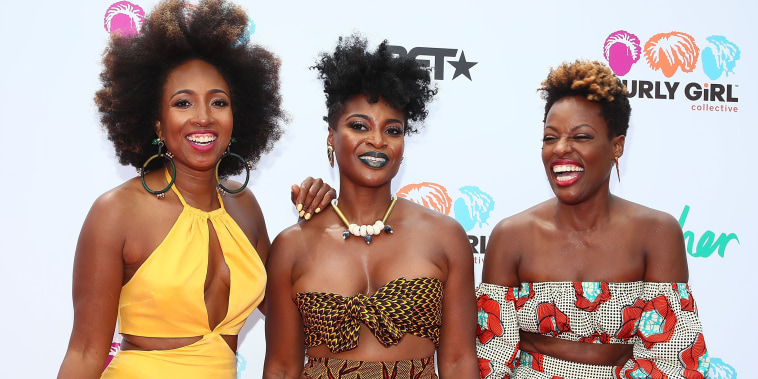 The 2018 CurlFest celebrated the beauty of natural hair.
