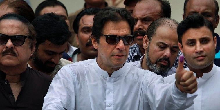 Image: Imran Khan