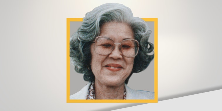 Life well lived: Aiko Herzig Yoshinaga, activist against internment camps, dies at 93