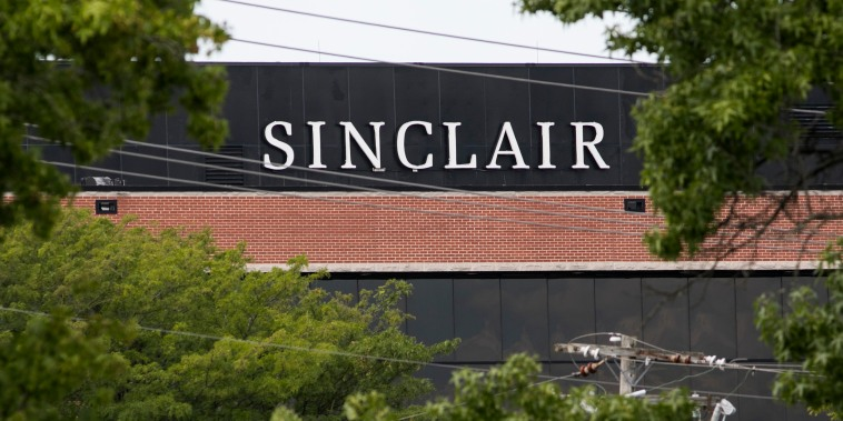Images: Sinclair Broadcast Group