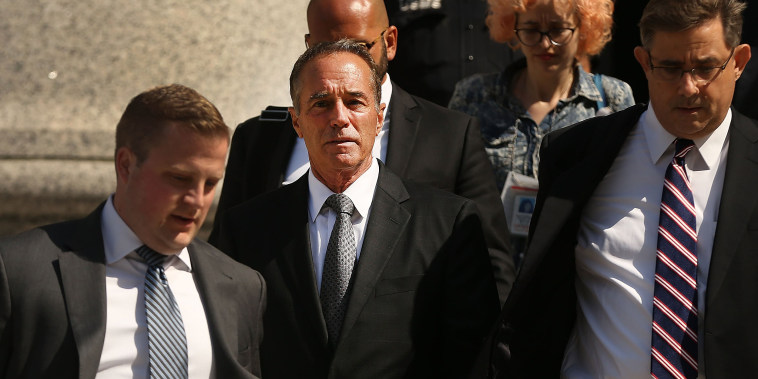 Image: Rep. Chris Collins (R-NY) Arrested On Insider Trading Charges