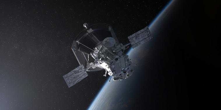 Image: Parker Solar Probe