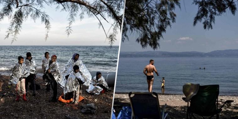 Image: Kagia beach